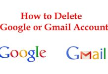 how-to-delete-google-gmail-account-permanently