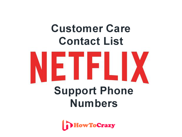 how to contact netflix customer service