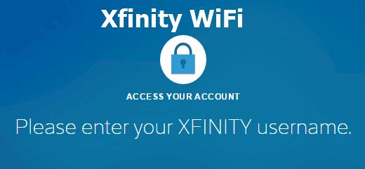 Xfinity WiFi Login Password – Free Xfinity UserName and Pasword