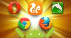 Top 5 Android Web Browsers