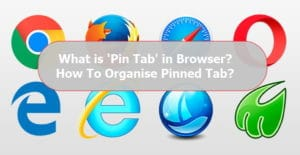 How to Organize work with Google Chrome Pinned Tabs