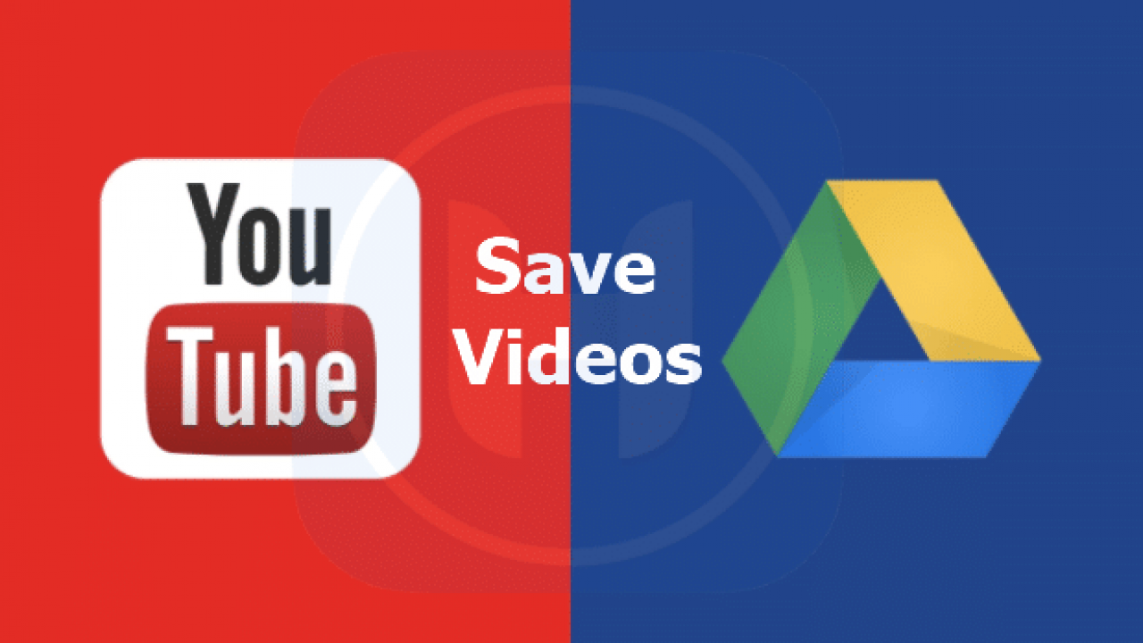 How To Save YouTube Videos to Google Drive (2 Official Methods)