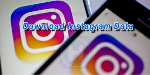 download-instagram-data
