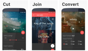 Best Audio Editing Apps for Android Timbre