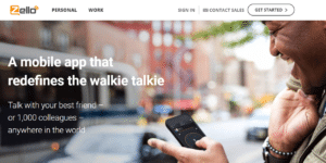Zello - Free Walkie-Talkie Apps For Android and iPhone