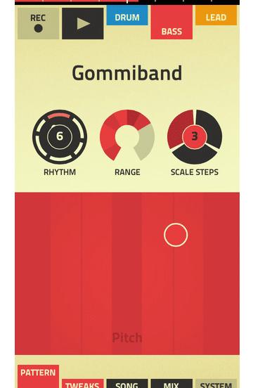 Figure Music app