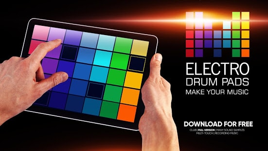 Loop Pad DJ Electro Music Simulator