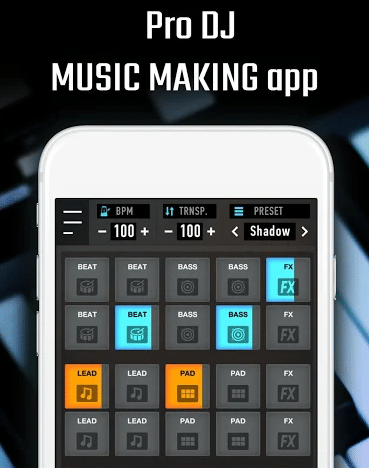 Mix Pad Music Composing App