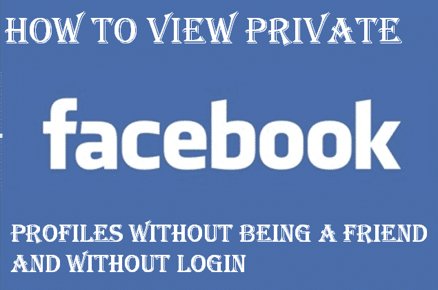 How Someone Could View Private Facebook Photos