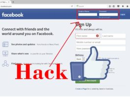 How to Hack a Facebook Account in 2018? Step by Step