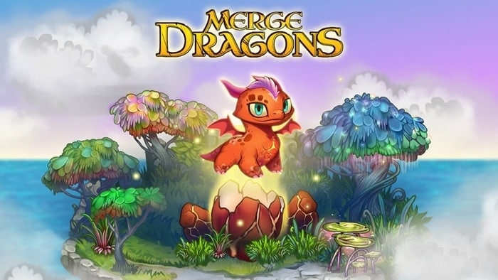 Download Merge Dragons Game On PC