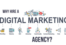 REASONS TO HIRE A DIGITAL MARKETING AGENCY