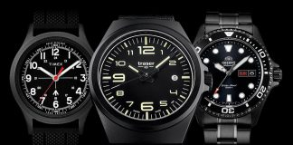 What is the best progression of wrist watches?