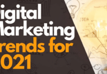 Digital Marketing Tutorial - Trends of 2021