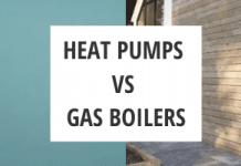 Heating Pump vs Gas Boiler